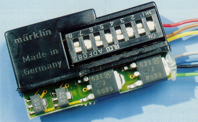 Märklin digital decoder